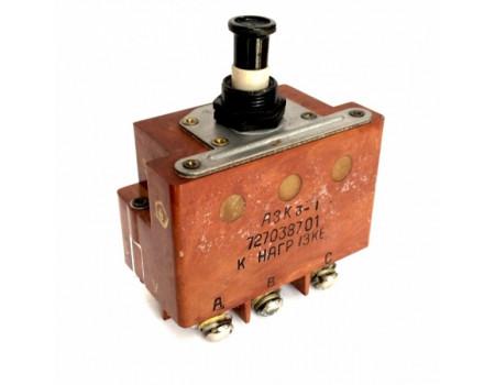 Автомат защиты сети АЗК3-2