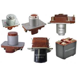 Контакторы малогабаритные, электромагнитные, дистанционные переключатели