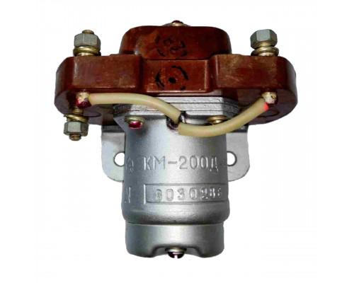 Контактор КМ-200Д-В
