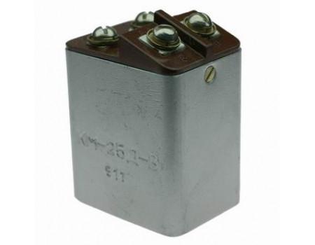 Контактор КМ-25Д-В